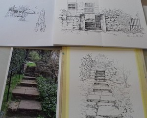 Examples of Gwens Sketches